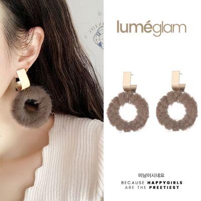 925 silver earrings suitable for winter earring