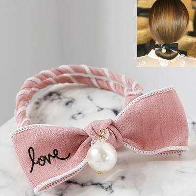 Forever21 bowknot hair band