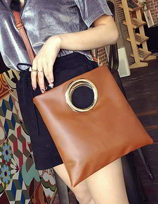 Circular Ring Handbag