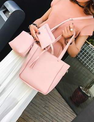 Tassel Handbag 3 Pcs