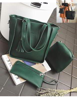 Tassel Handbag 6 Pcs