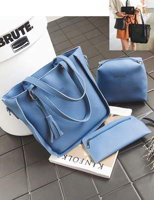 Tassel Handbag 7 Pcs