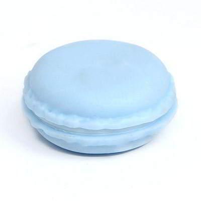 navy Blue Ice Cream Shape Simple Design