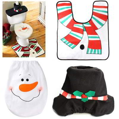 snowman pattern decorated simple - Christmas event