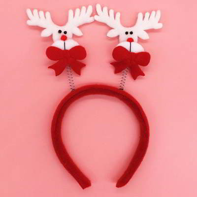 deer shape decorated asymmetry - Christmas event