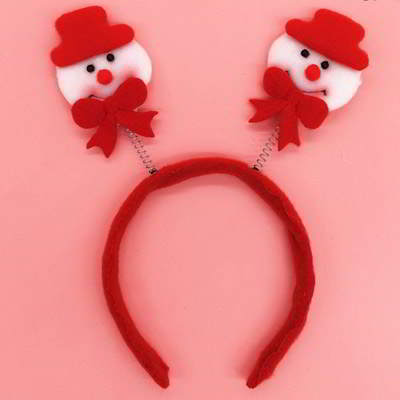 snowman shape decorated simple - Christmas event