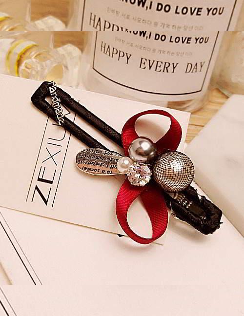 Forever21 letter hairpin