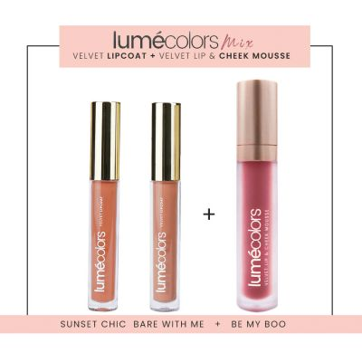 Lumecolors Mix - Special Pax