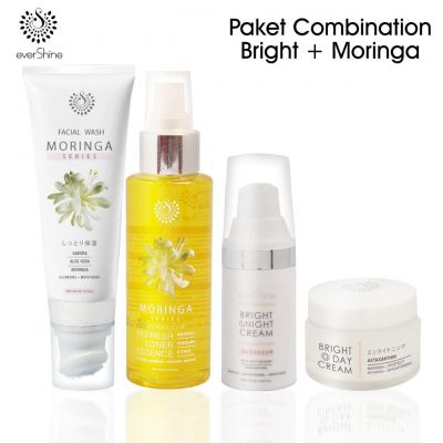 Paket Combination Bright & Moringa