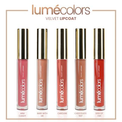 Lumecolors velvet lipcoat - Cavalcade of Shade