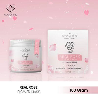 Evershine Rose Flower Mask / natural mask /rose mask